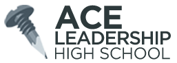 Ace Leadership High School Logo