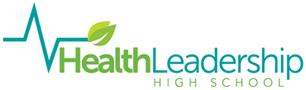 Health Leadership High School Logo